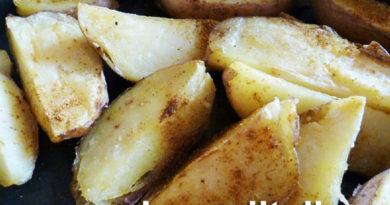 Картофель домашнего приготовления